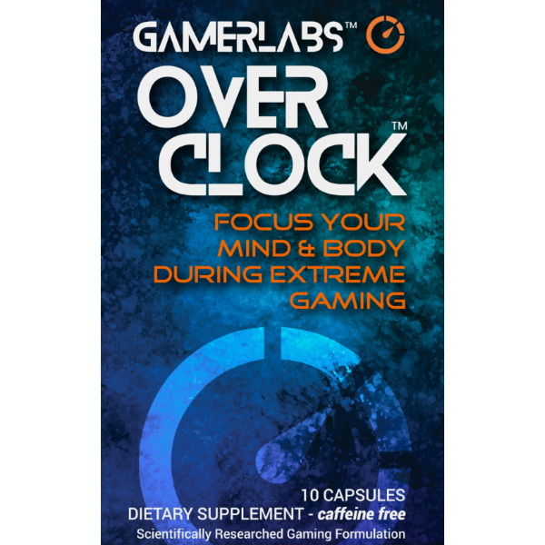 GamerLabs OverClock