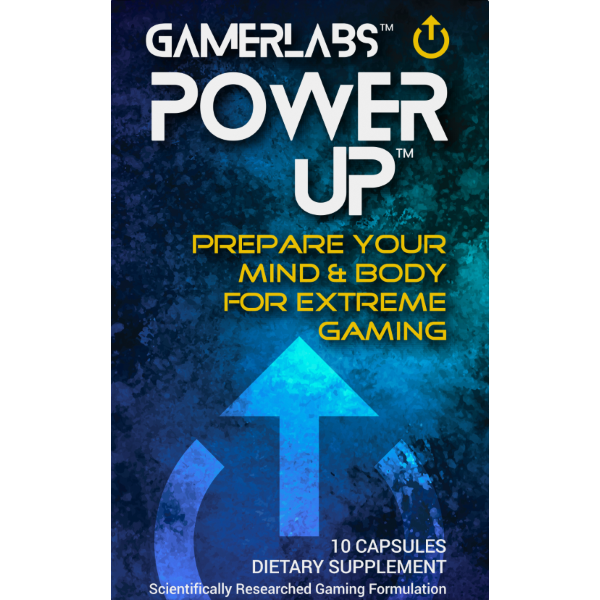 GamerLabs PowerUp