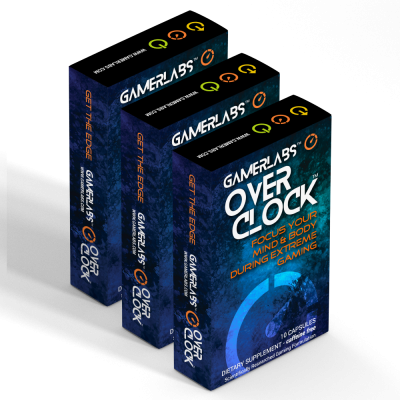 GamerLabs Overclock 3 Pack