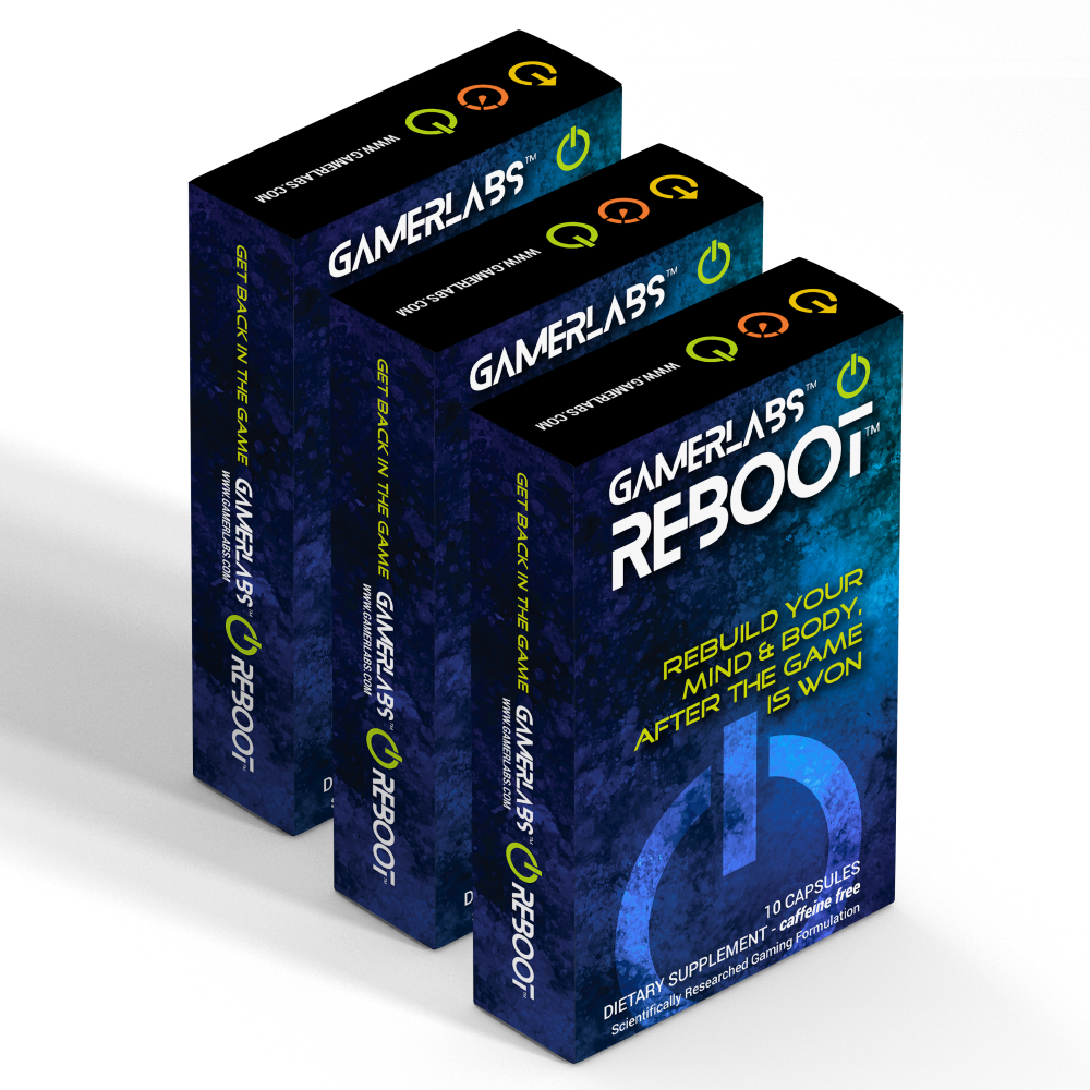 GamerLabs Reboot 3 Pack
